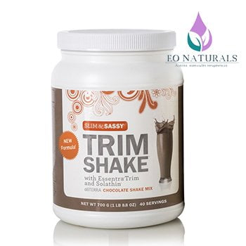 Malteada Chocolate Trim Shake doterra colombia