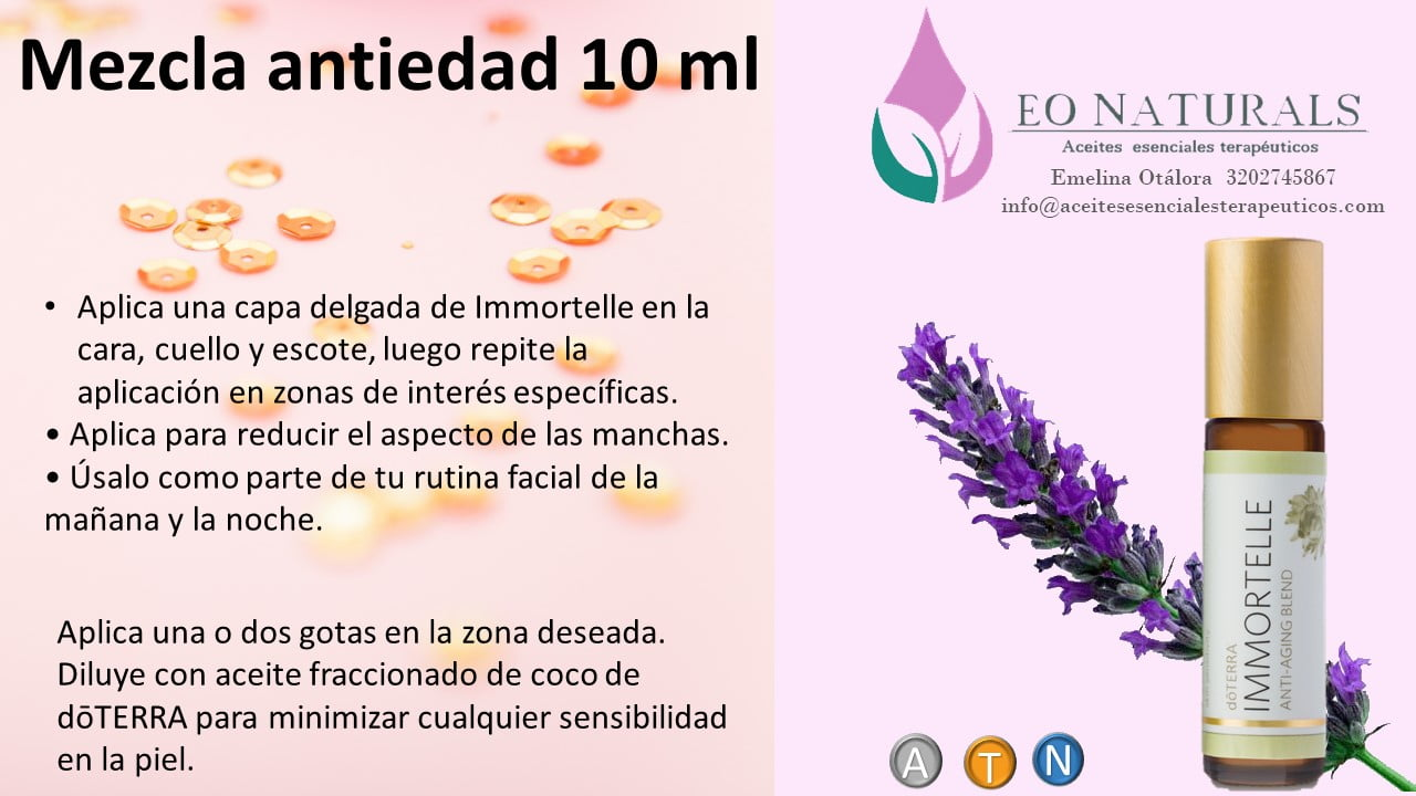 Immortelle doTerra