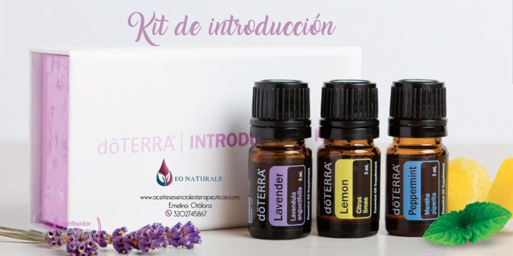 kit de introducción doterrra