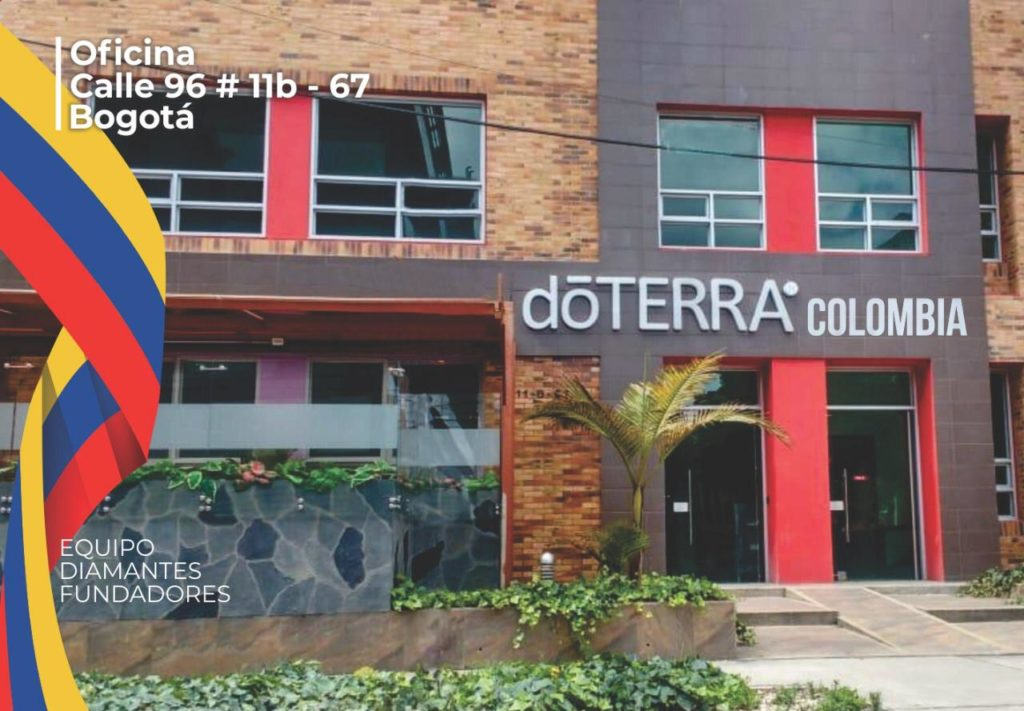 doterra colombia