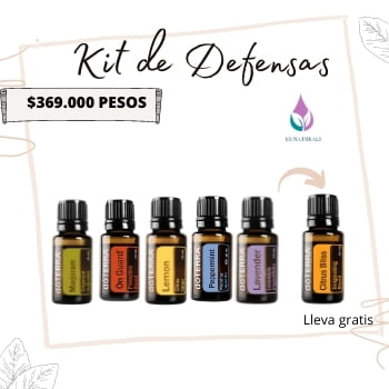 kit de defensas doterra